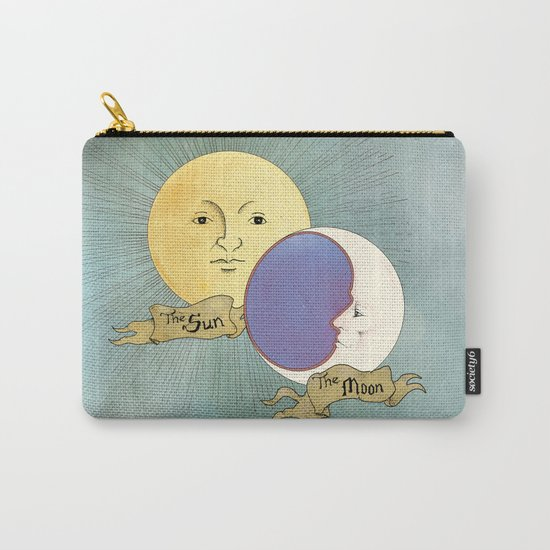The Couple Carry-All Pouch
