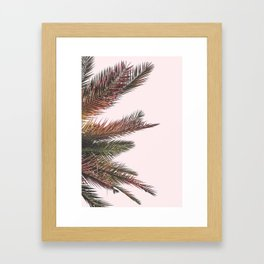 Palm Life Framed Art Print