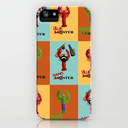 What kind of lobster are you? iPhone Case