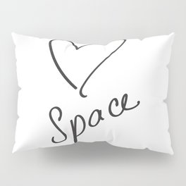 Heartspace - A Higher Frequency Love in 5D Pillow Sham