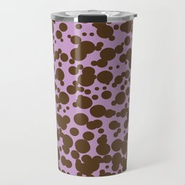 Bubbles in the Batter - Lavender-Chocolate Travel Mug
