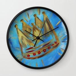 Distinguished Glory Wall Clock