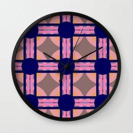Chindi Wall Clock