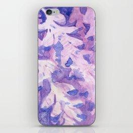 Wisteria iPhone Skin