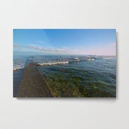 Ocean Wonderland Metal Print