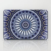china iPad Cases featuring China Blue by Peter Gross
