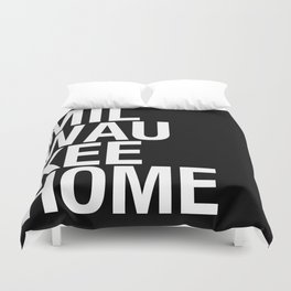 MilwaukeeHome Duvet Cover