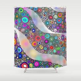 Fete Shower Curtain