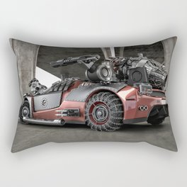 Ferrari Enzo car Rectangular Pillow
