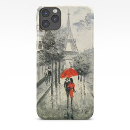 Paris Paris iPhone Case