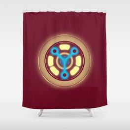 Flux Reactor Shower Curtain