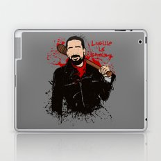 Lucille is coming Laptop & iPad Skin