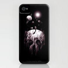 the darkside iPhone (4, 4s) Slim Case