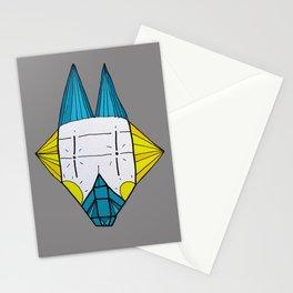 Robo dog Helgi Stationery Cards