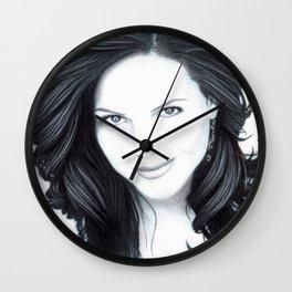 Lana II Wall Clock