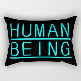 Human Rectangular Pillow
