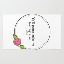 Floral - Lose My Mind Rug