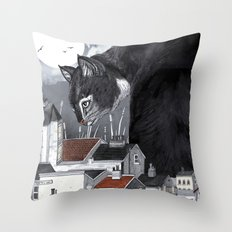 This Way Home Throw Pillow
