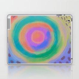 Original Abstract Digital Painting Laptop & iPad Skin