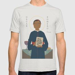 Oscar Romero of El Salvador T-shirt