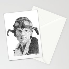 Amelia Earhart Ninety Nines Stationery Cards