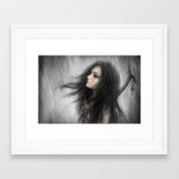 onward Framed Art Prints featuring Onward by Justin Gedak