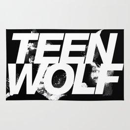 Teen wolf Rug