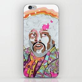 Pop Hendrix iPhone Skin