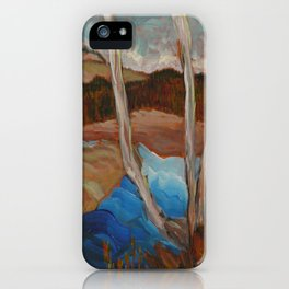 Birch Tree (Killarney) iPhone Case