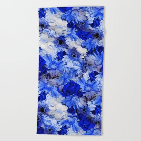 Floral #2 Beach Towel