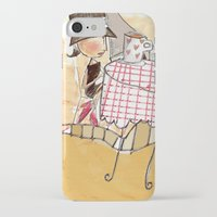 france iPhone & iPod Cases featuring France by Lee-or Atsmon Fruin