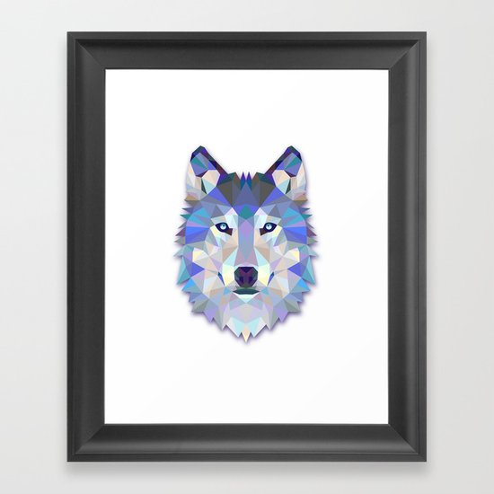 Colorful Wolf by mesutok