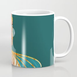 I don't share my chewing gum Coffee Mug