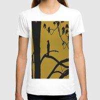 golden T-shirts featuring Golden by Karol Livote