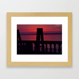 Big River Framed Art Print