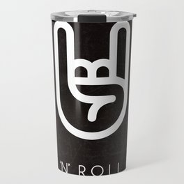 ROCK'N'ROLL ZONE Travel Mug