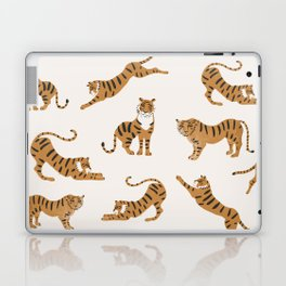 Tiger Print Laptop & iPad Skin
