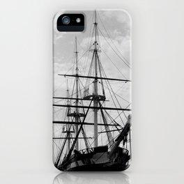 USS Constellation iPhone Case