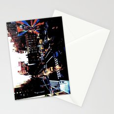 25th St. (Color) Stationery Cards