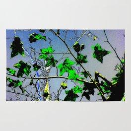 Bayou Stars (neon) Rug