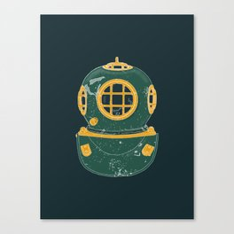 Diving Bell Canvas Print