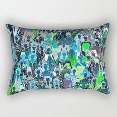 Little Mermaids Rectangular Pillow