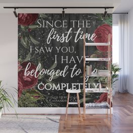 Jace Herondale Quote - The Mortal Instruments Wall Mural
