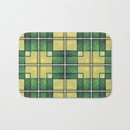 Vintage Tiles #1 Bath Mat