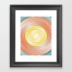 GET BY Framed Art Print