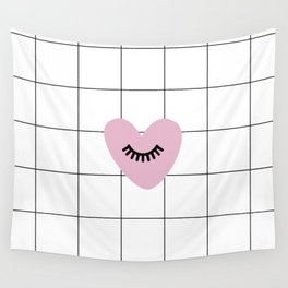 Love is blind Wall Tapestry