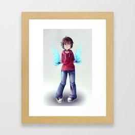Spirit Fire Framed Art Print