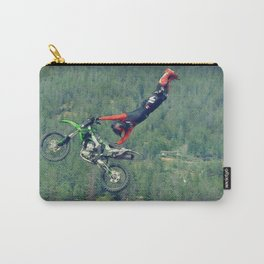 MotoCross King Carry-All Pouch