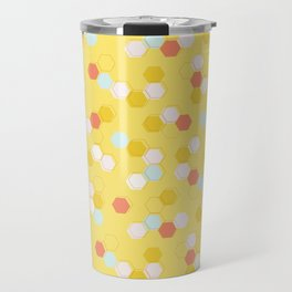 Honeycomb Travel Mug