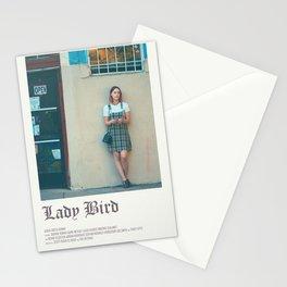 Lady bird poster Stationery Cards